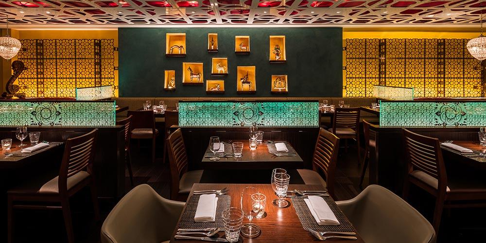 Indian Restaurant Earls Court London