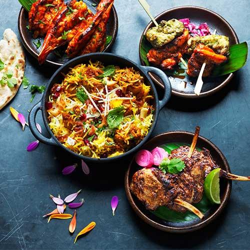 Delicious & Genuine Tastes Of Indian Food