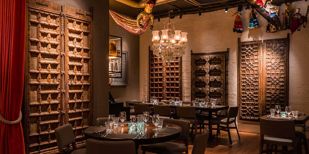 Restaurant With Private Dining Room Under  Per Person